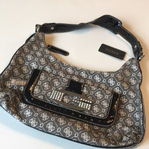 Guess Tamara Collection Shoulder Bag NWT